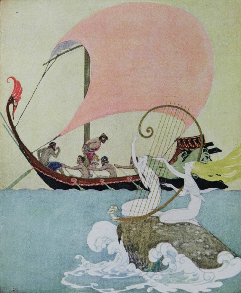 Siren song odyssey essays