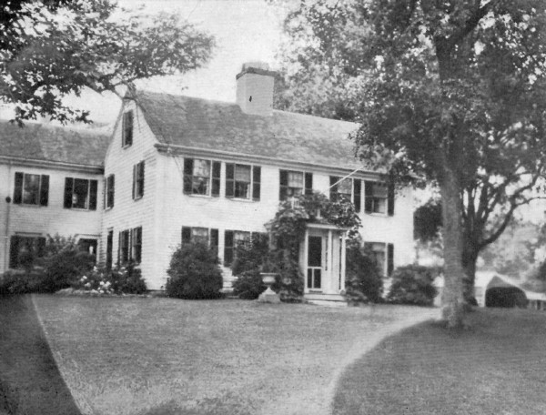 Old Fashioned Houses an early american home: chapter 2