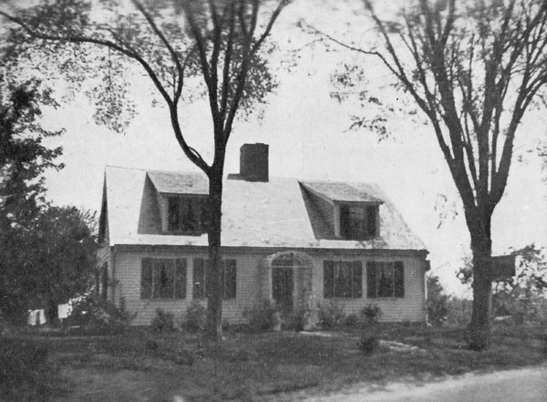 An Early American Home Chapter 2