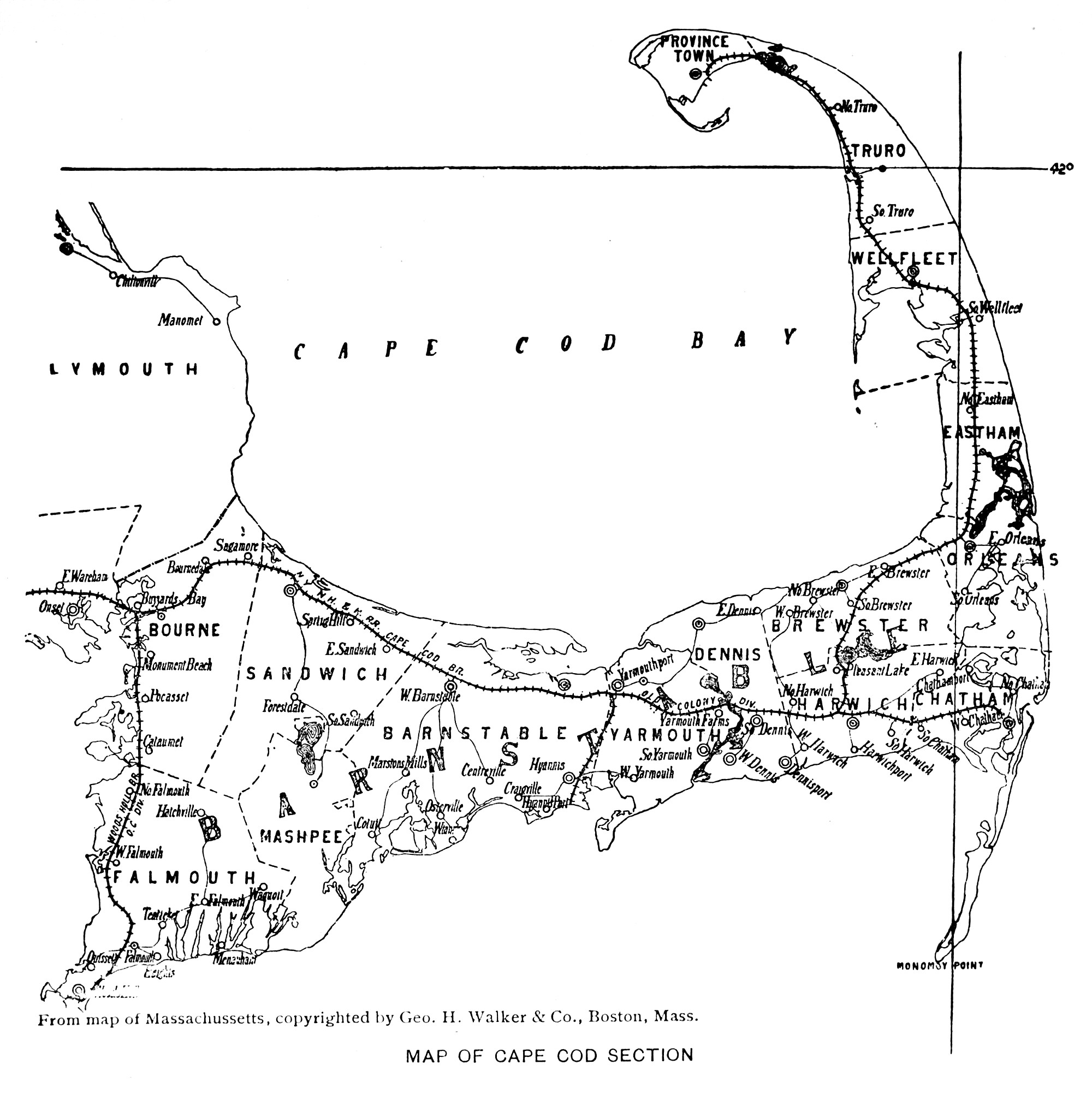 Historic Towns Of New England: Chapter 10