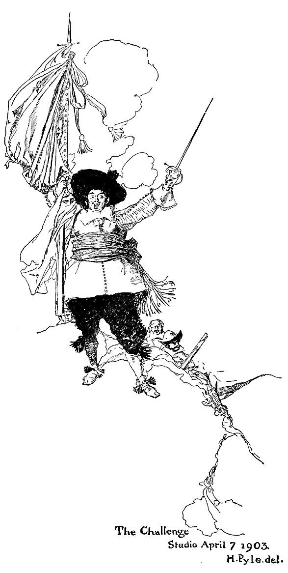 howard pyle book of pirates
