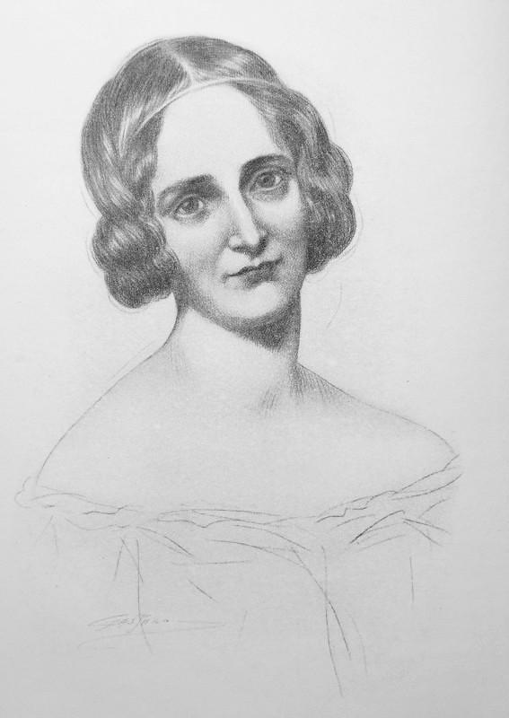Little Women...Famous Women: Mary W. Shelley