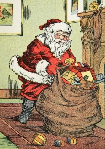 The Night Before Christmas: Full Text and Illustrations