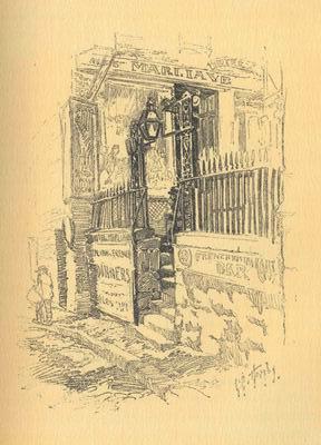 Bostonia Stairs Leading Nowhere