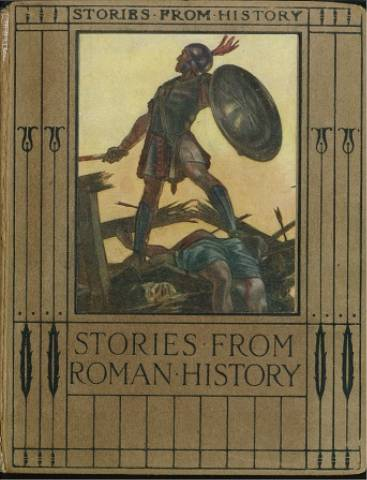 Lena Dalkeith. Stories From Roman History: Content Page