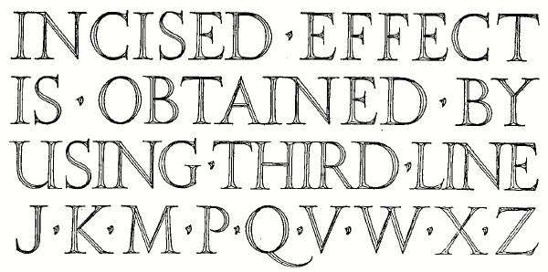 An Effective Roman Letter